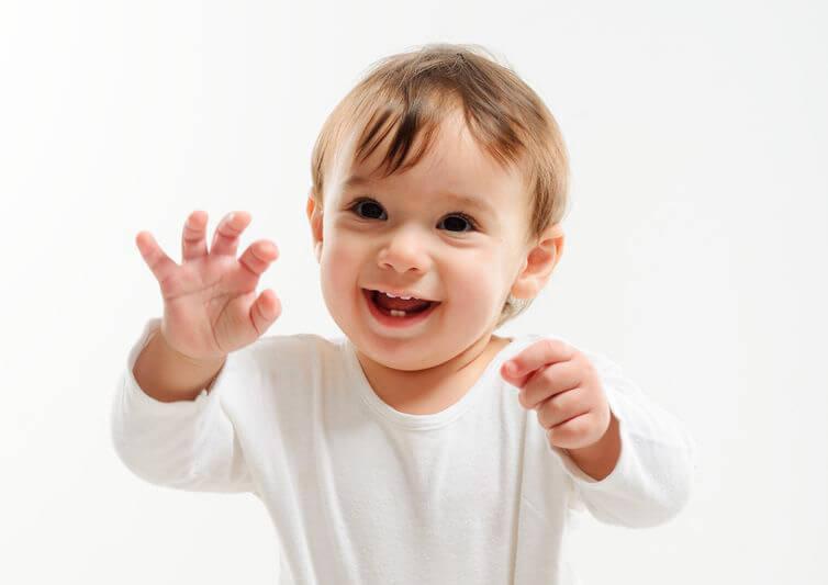 Salute orale, sin dalla nascita!