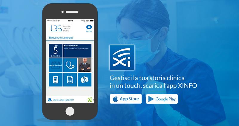app studio dentistico